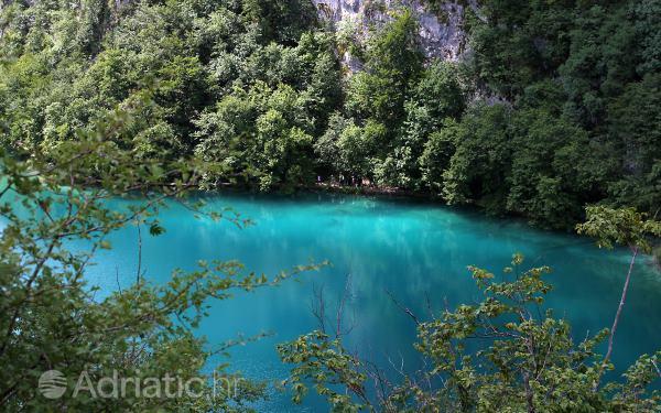 Dovolenka na Jadrane - Plitivce