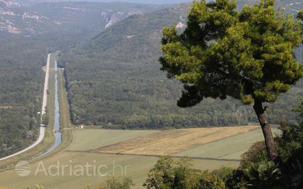Dovolenka na Jadrane - Rieka Mirna